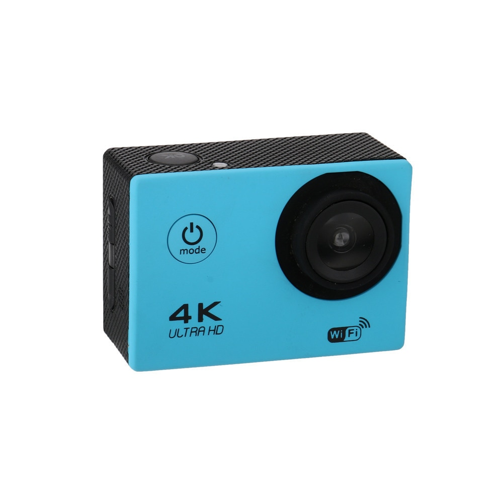 Outdoor extreme sports camera F61 with remote control and WiFi Waterproof Sports Camera aerial photography diving riding enlarge