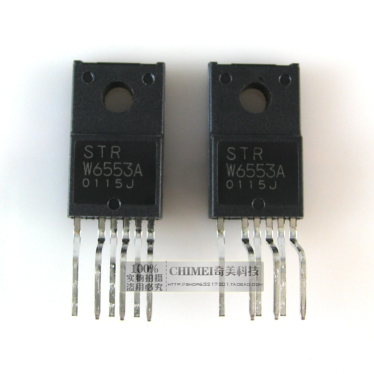 Free Delivery. STRW6553 STRW6553A power tube thickness module IC chips
