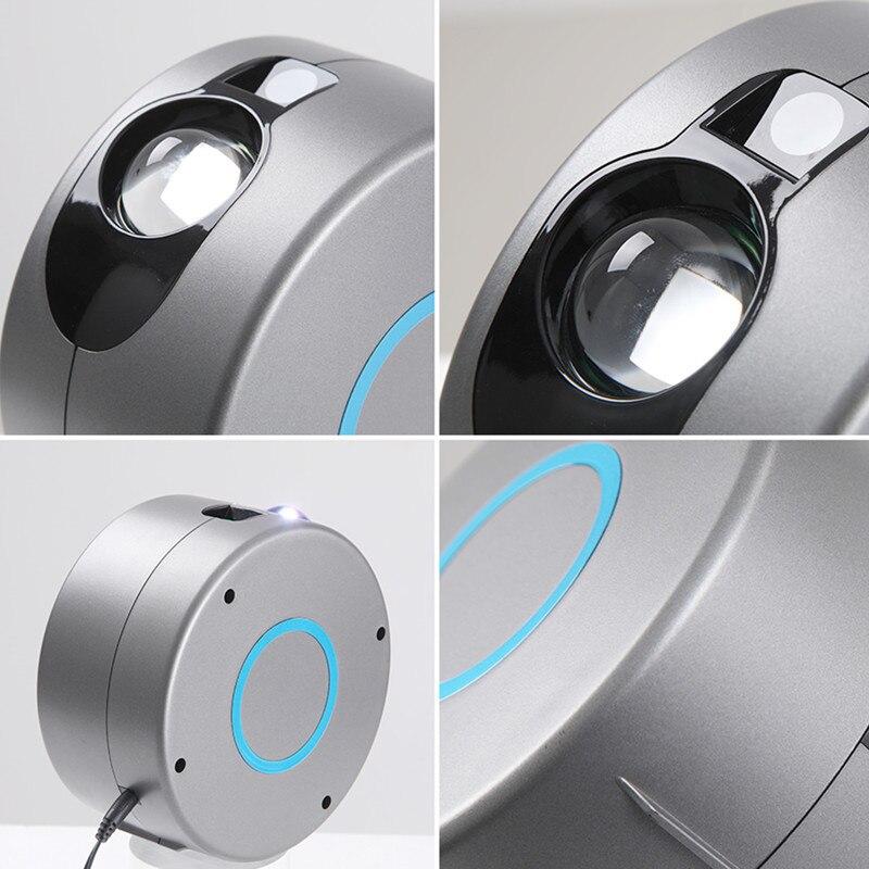 2020 New Star Night Light Projector LED Projector Night Light Colorful 3D Laser Nebula Light for Children Kids Baby Bedroom Lamp enlarge