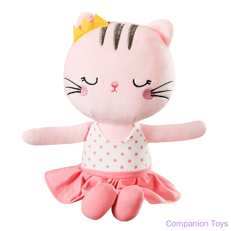 35cm plush toys the simpsons family bart son daughters lisa cartoon movie doll peluche stuffed plush toys gifts for children 35cm/13.7in Cute Cat Stuffed Doll SimulationCat Plush Toys Creative PersianCat Pillow Gifts for Children Kids