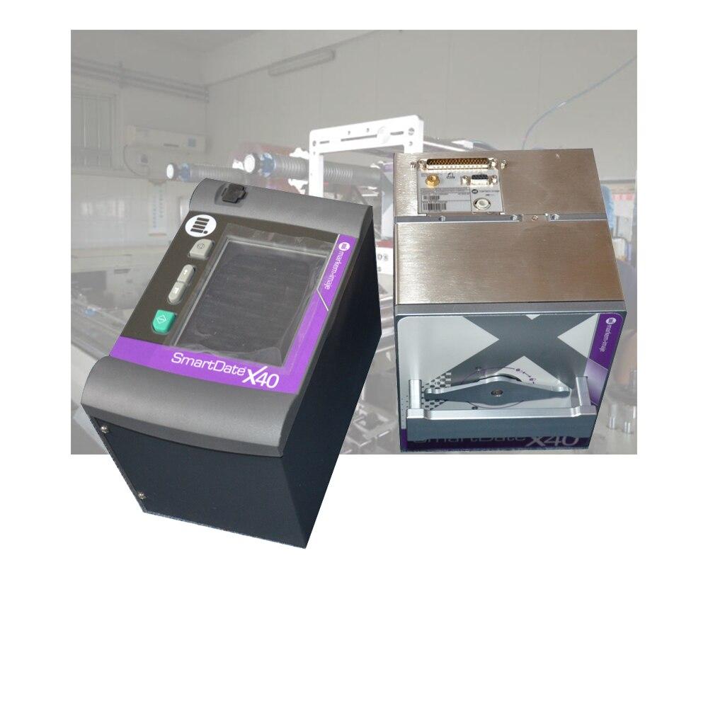 Máquina codificadora Markem X40 número de lote