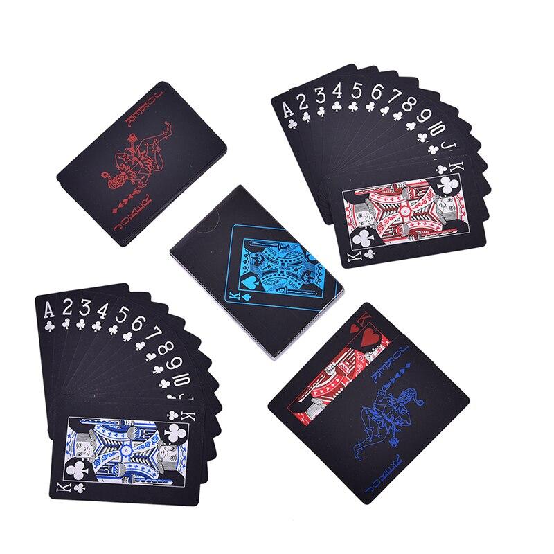 juego-de-cartas-de-plastico-pvc-impermeable-tablero-de-naipes-negro-herramienta-clasica-para-trucos-de-magia-caja-de-magia-empaquetada