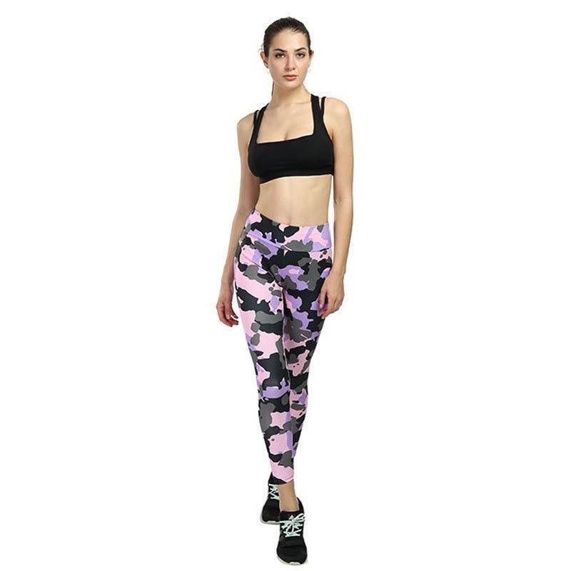 high waist seamless leggings women sport pants camouflage yoga pants gym workout tights trainning stretch leggings sweatpants