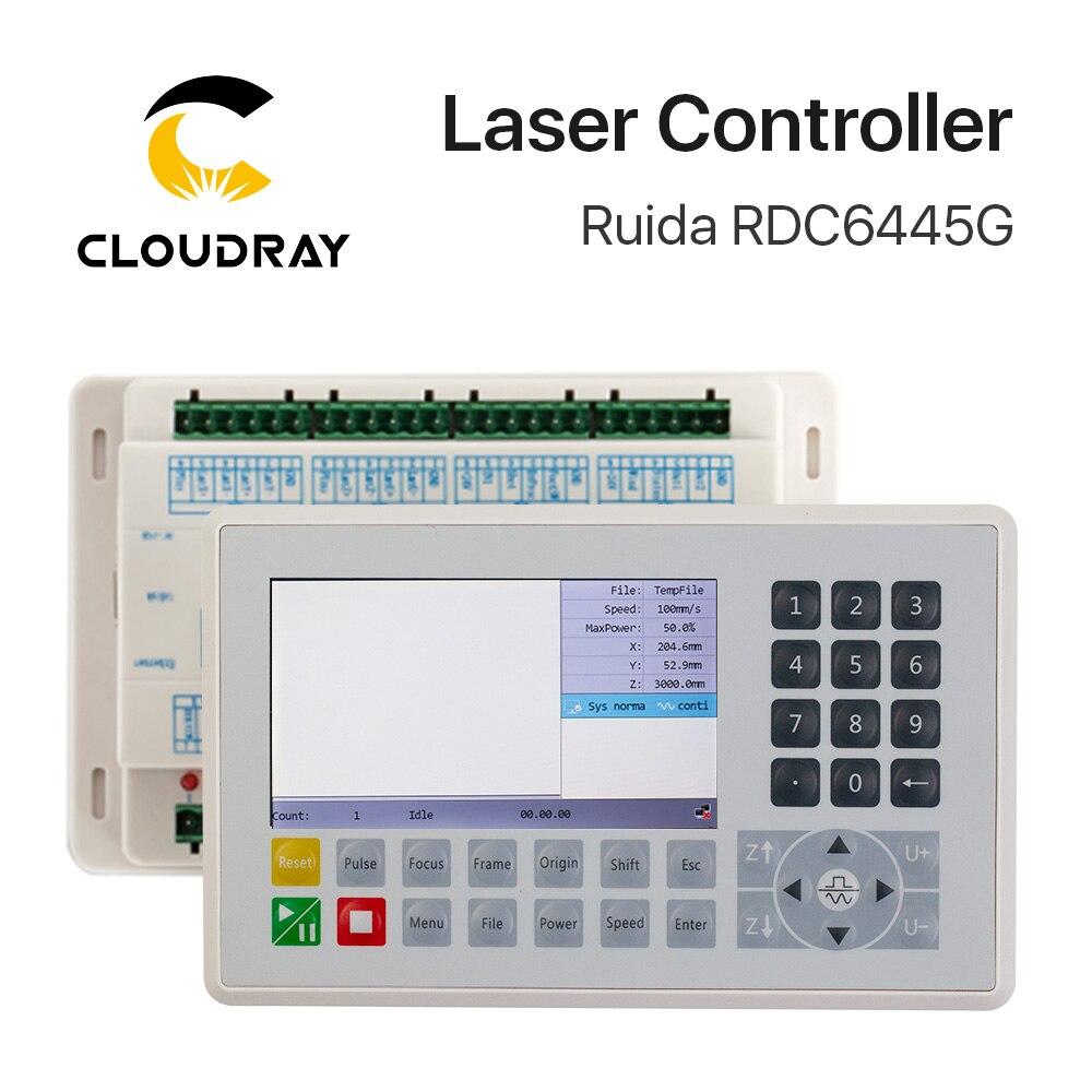 Ruida RDC6445 RDC6445G контроллер для Co2 лазерной гравировки, режущий станок, обновление RDC6442 RDC6442G