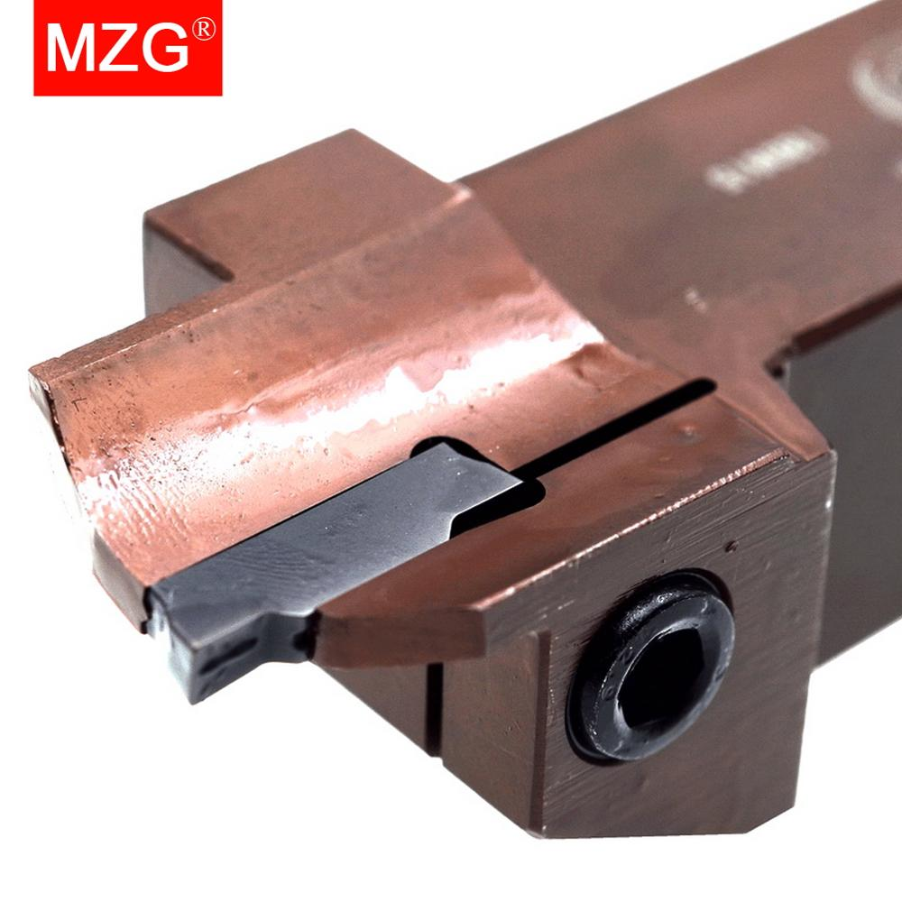 MZG MGHH 420 R пружинный инструмент для резки канавок обработка круговой обрезки торцевой станок с ЧПУ токарные инструменты для резки канавок ин...