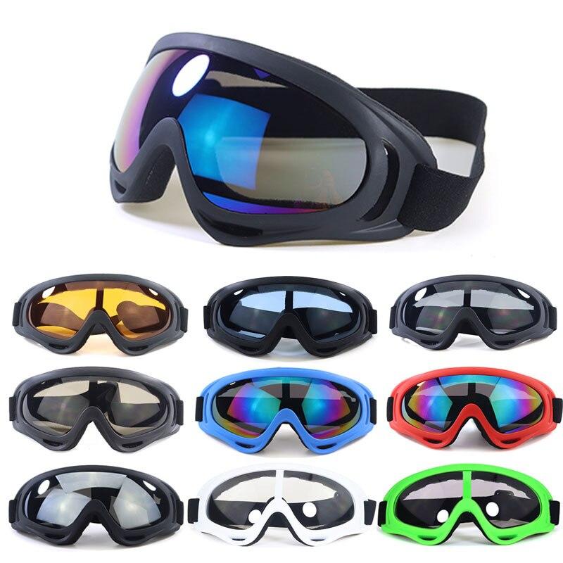 Очки, очки для внедорожников, мотоциклетные очки, лыжные очки, защитные очки для мужчин и женщин, лыжные очки