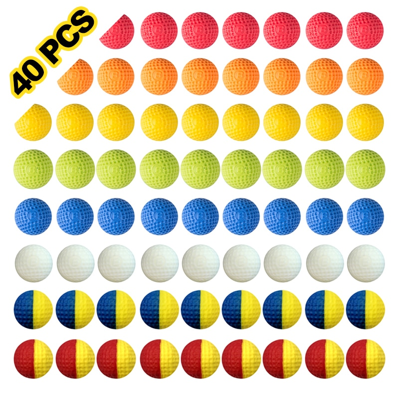 40 rounds for Nerf Rival Refill Rival Darts Toy Gun Bullets for Rival Nerf Toy Gun Ball Dart for Nerf Rival Apollo Zeus Gun pubg level 3 helmet playerunknown s battlegrounds helmet mask for nerf toy gun game rival ball outdoor cs