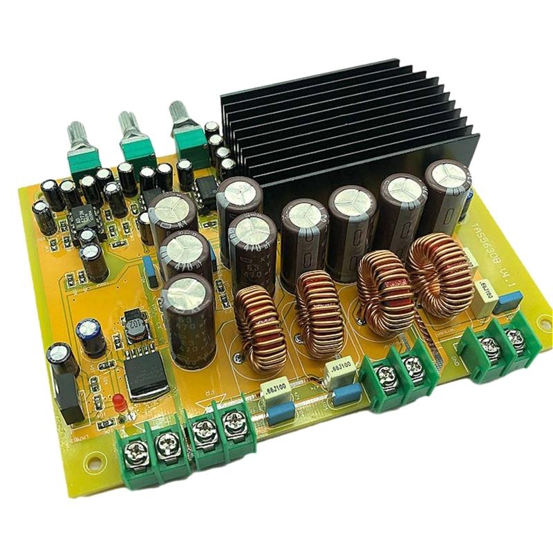 مكبر صوت رقمي 4 قنوات 315 واط ، 4 قنوات ، فئة D ، TPA3255