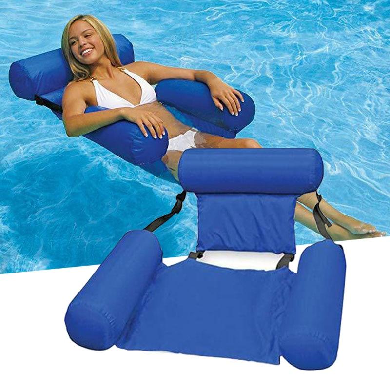 Надувные матрасы, аксессуары для водного бассейна, гамак, кресла для отдыха, плавающие игрушки для водных видов спорта, плавающий мат, игруш...