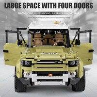 Крутейший Land Rover из лего на более чем 2500 тысячи деталей, собирается своими руками #5