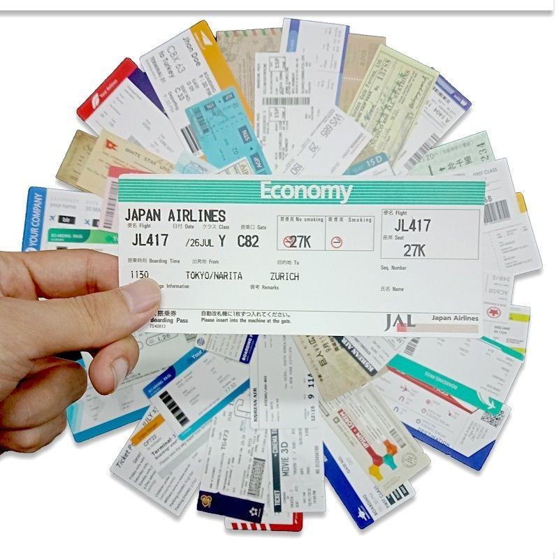 Наклейки на воздушные билеты, наклейки на посадочные карточки, ранние украшения, Детские граффити, наклейки, винтажные наклейки, канцелярск...