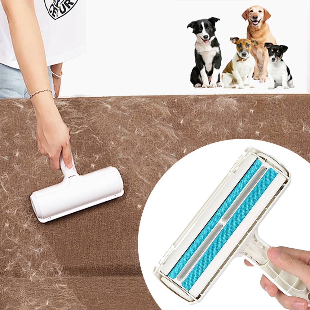 aliexpress.com - New Pet Hair Removal Comb Sofa Sticky Hair Brush Cat Dog Sticky Hair Brush Hair Clothes Hair Removal Device