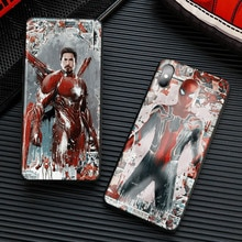 Los Vengadores superhéroe equipo miembro vidrio funda de teléfono carcasa de silicona suave para iPhone 5S Se 6 6s 7 8 X XR XS 11 PRO MAX
