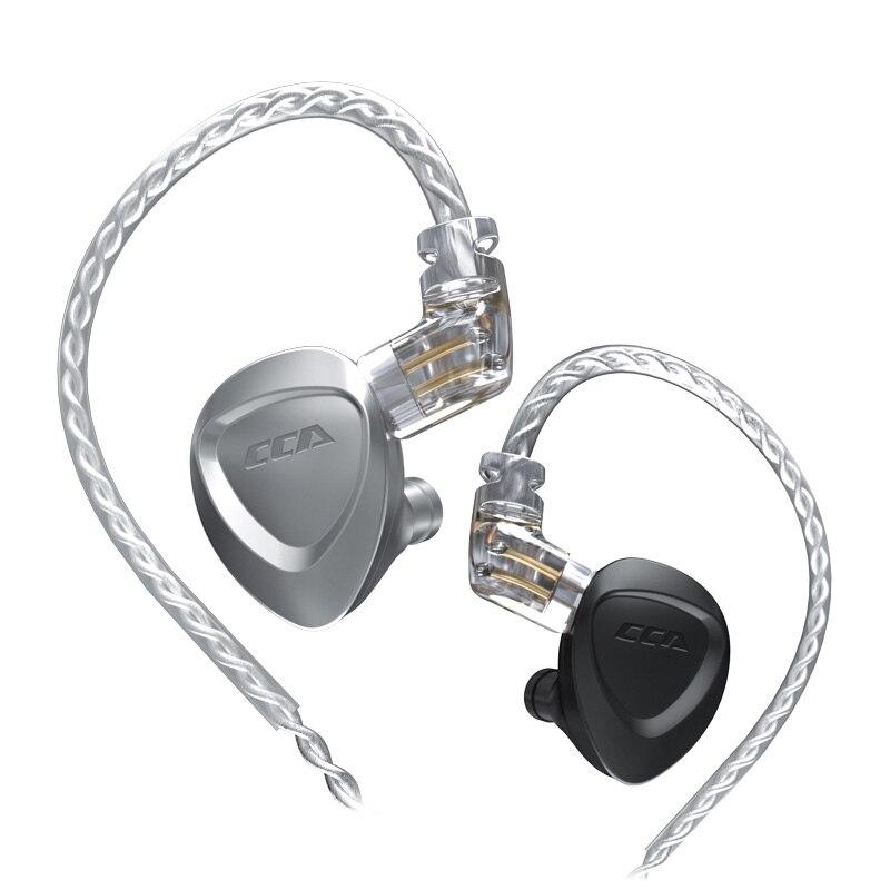 سماعات رأس CCA CKX 1DD + 6BA هايبرد مزودة بمراقب HIFI داخل الأذن مع خاصية إلغاء الضوضاء لسماعات CCA CA16 KZ ZAX ASX EDX
