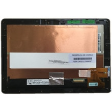 Pour ASUS Pad TF300TG 5158N FPC-1 LCD écran tactile numériseur assemblée avec cadre