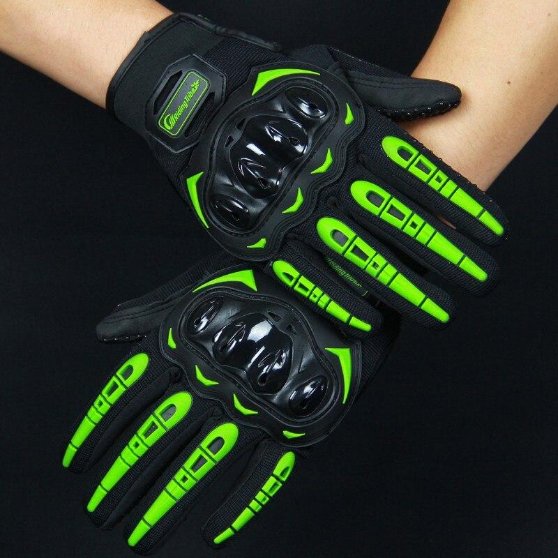Сенсорные мотоциклетные перчатки, перчатки для мотоциклистов, аксессуары для велоспорта