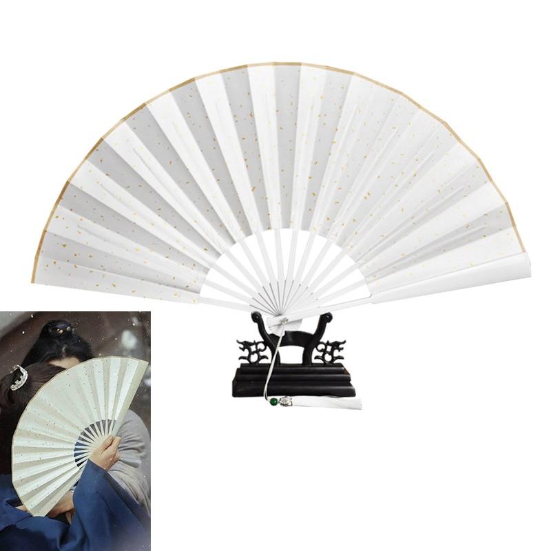 word-of-honor-wen-ke-xing-cosplay-prop-fan-zhou-zishu-ventilatori-pieghevoli-shan-he-ling-tian-ya-ke-accessorio-per-capelli-a-forcina