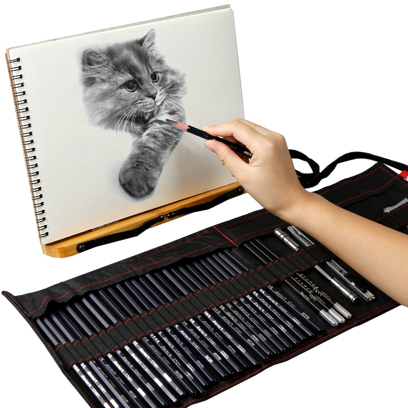 Набор для рисования, ручка, набор для рисования, набор для начинающих, студентов, полный набор