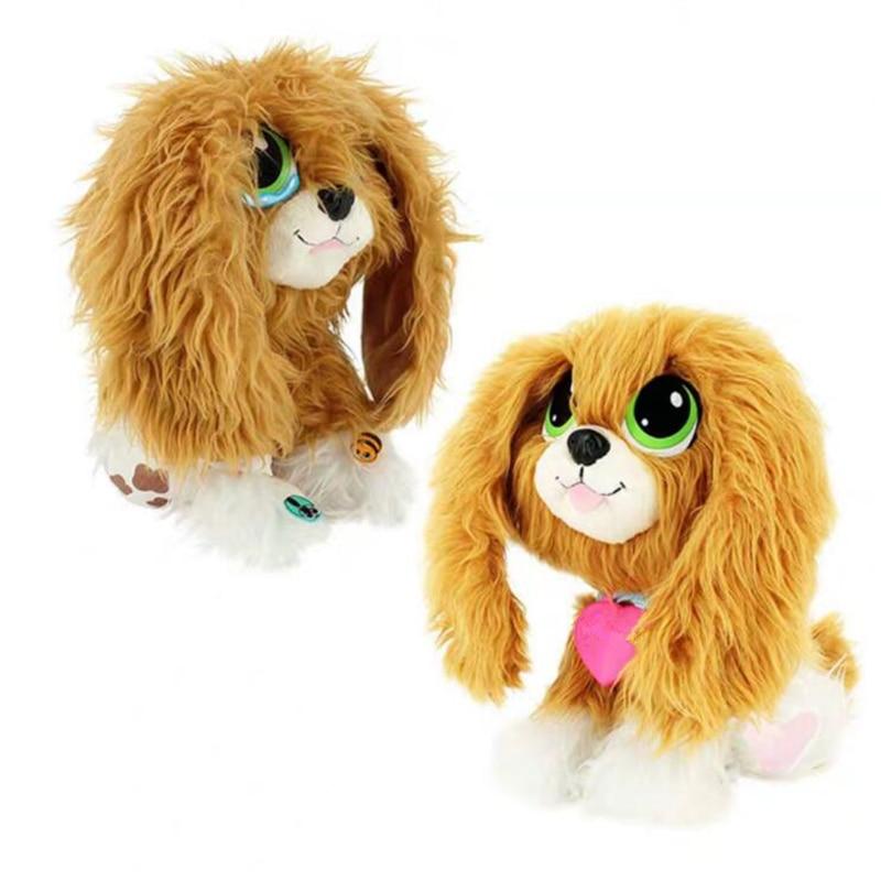 Juguetes de rescate perros callejeros de peluche perro gato conejo Animal juguetes sorpresa regalo Animal pulgas perro con accesorios de juguete