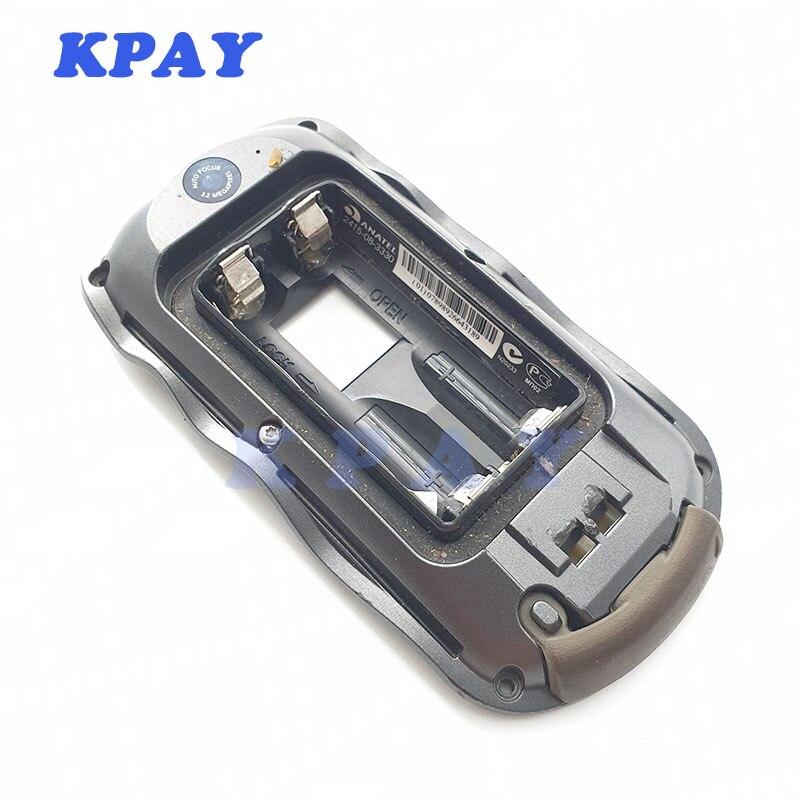 Cubierta trasera de batería usada Original para Garmin OREGON 550 sin batería de iones de litio para reparación y reemplazo Garmin OREGON 550