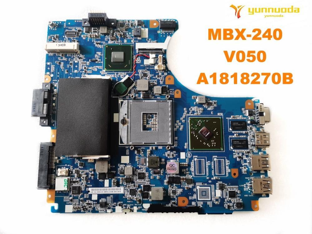الأصلي لسوني MBX-240 اللوحة المحمول MBX-240 V050 A1818270B اختبار جيد شحن مجاني