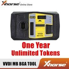 Xhorse VVDI MB BGA инструмент один год период безлимитный расчет маркера пароль (без устройства)