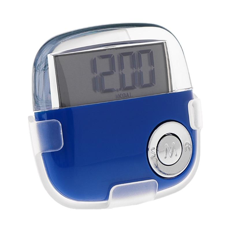 Podómetro contador de pasos para correr Passometer accesorios de Fitness Clip de cinturón