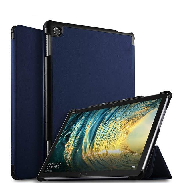 Магнитный чехол из искусственной кожи для Huawei MediaPad M5 10,8 дюймов, умный чехол для Huawei Media Pad CRM-AL09 CRM-W09, CMR-W19, чехол