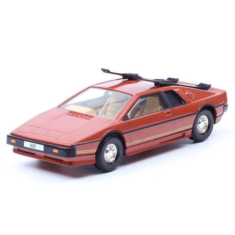 Escala de 143 mini Corgi Lotus Sprint Turbo 1980 James Bond 007, Diecasts y vehículos de juguete, miniaturas, modelo de colección de juguetes TY04702