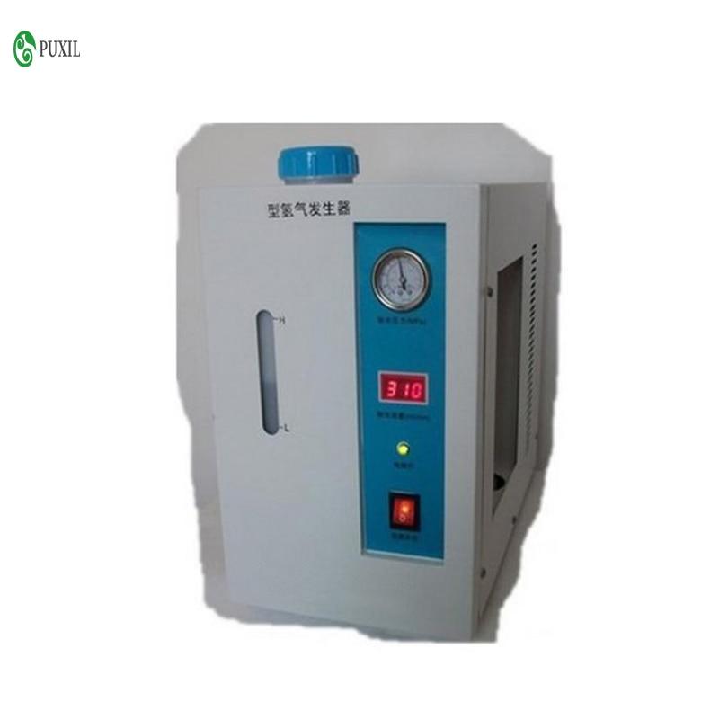 Pantalla digital LED generador de hidrógeno de alto flujo Cromatógrafo de gas de alta pureza fuente de hidrógeno