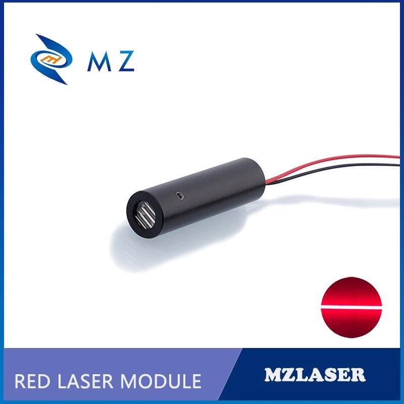 12mm 650nm 10MW line laser module red marker laser Industrial APC drive laser