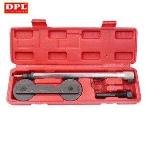 Image 1 - T10171A зубчатый инструмент цепь двигателя для VW VOLVO AUDI POLO 1,4 1,4 T 1,6 с манометром