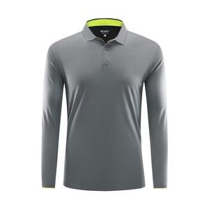 New Men Long sleeve tennis Goif shirts Sport clothes Kit Badminton shirt for outdoor Soccer Running t-shirt Training Sportswear