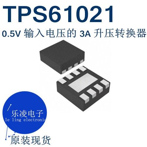 شحن مجاني TI TPS61021 TPS61021DSGR TPS61021ADSGR 11G IC 10 قطعة