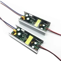 5pcs 100w ac85v 265v led driver for 100w led chip diy for led grow light flood light high bay lamp