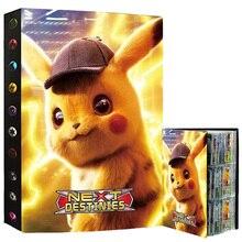 432 Cards pokemon card album 9 Pocket Anime Pokémon Map Game Collection Binder Holder Folder Top Lo