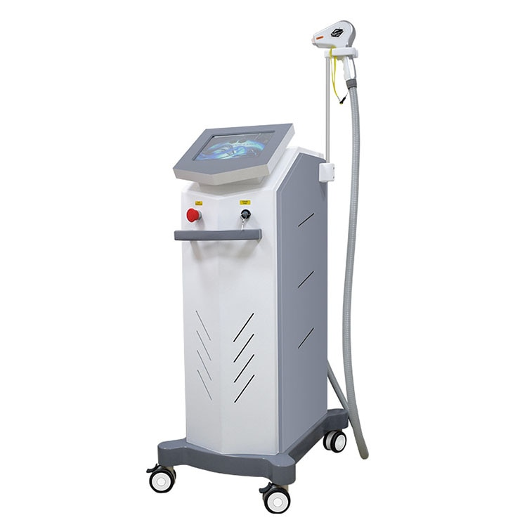 Hot Sale 808nm 755nm 1064nm Three Wavelength Diode Laser Hair Removal Machine 20 Million Shots with