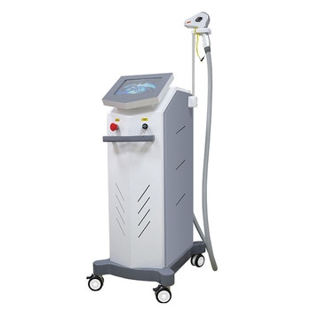 Hot Sale 808nm 755nm 1064nm Three Wavelength Diode Laser Hair Removal Machine 20 Million Shots with CE Suitable for Any Skin