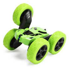 Двухсторонний автомобиль для трюков с дрифтом в масштабе 1:24, дистанционное управление 2,4 ГГц, умный скалолазание, уличный семейный автомоби...