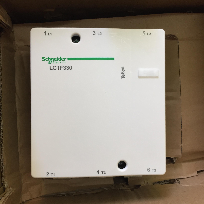 LC1F330 AC قواطع LC1F330BD 24VDC