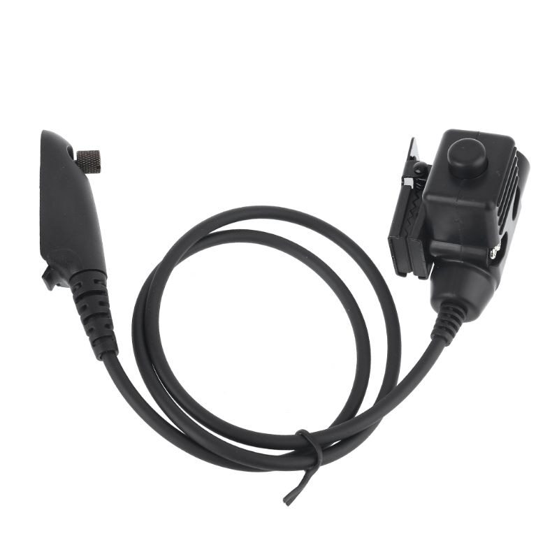 Military-Tactical PTT for Motorola PRO5150 Radio Walkie Talkie Headset Headphone