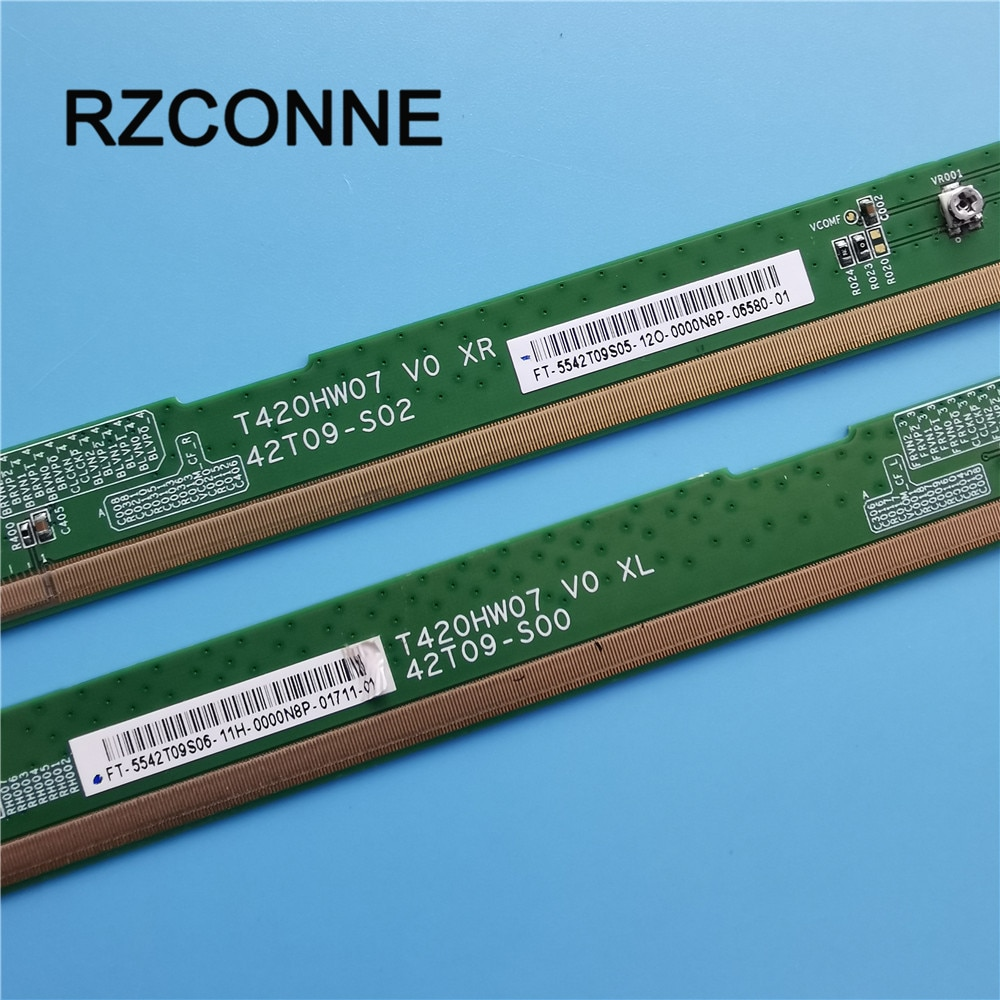 LCD Panel PCB Part for T420HW07 V0 XL XR 42T09-S00 42T09-S02