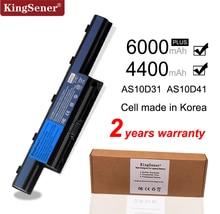 Kingsener AS10D31 Laptop Batterij Voor Acer 5742 4551G 4741G 5560G 5741G 5742G 5750G 7750G 7760G AS10D51 AS10D71 AS10D81 AS10D73