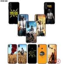 IYICAO PUBG Spiel Kunst Weichen Fall für Huawei Ehre 20 10 9X9 8C 8X8 7X 7C 7A 6A Nova 5i 4 3i 2 2i Lite Pro Ansicht 20 Note 10