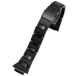 plastic watchband for DW-6900/DW9600/DW5600/GW-M5610 men watch strap High quality plastic bracelet 16mm