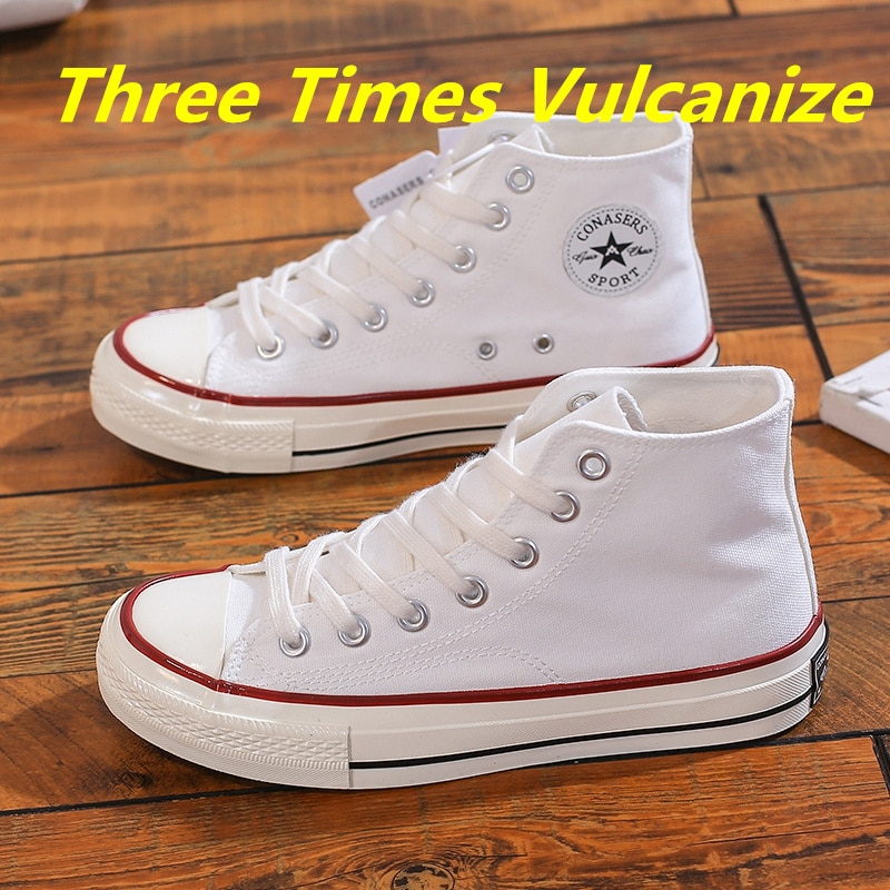 Women Vulcanize Shoes Casual Shoes Women's 2021 Style Sneakers Ladies Lace Up Breathable Walking Can