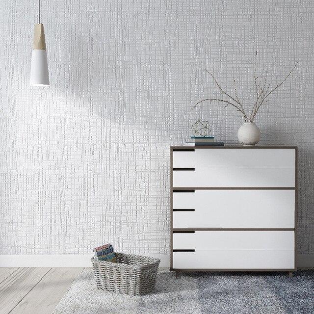 الحديثة الشمال عادي بلون خطوط أفقية وعمودية غير خلفية قماش غرفة المعيشة غرفة نوم خلفية