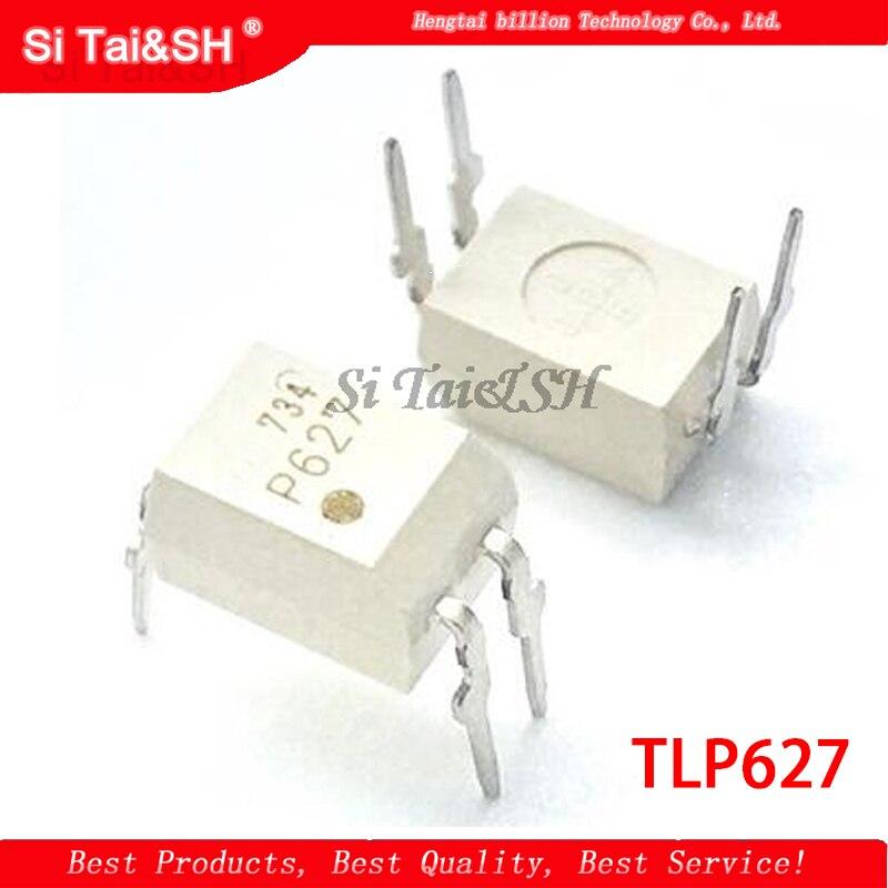 Новый и оригинальный IC DIP4 TLP627 DIP P627 DIP-4, 10 шт.