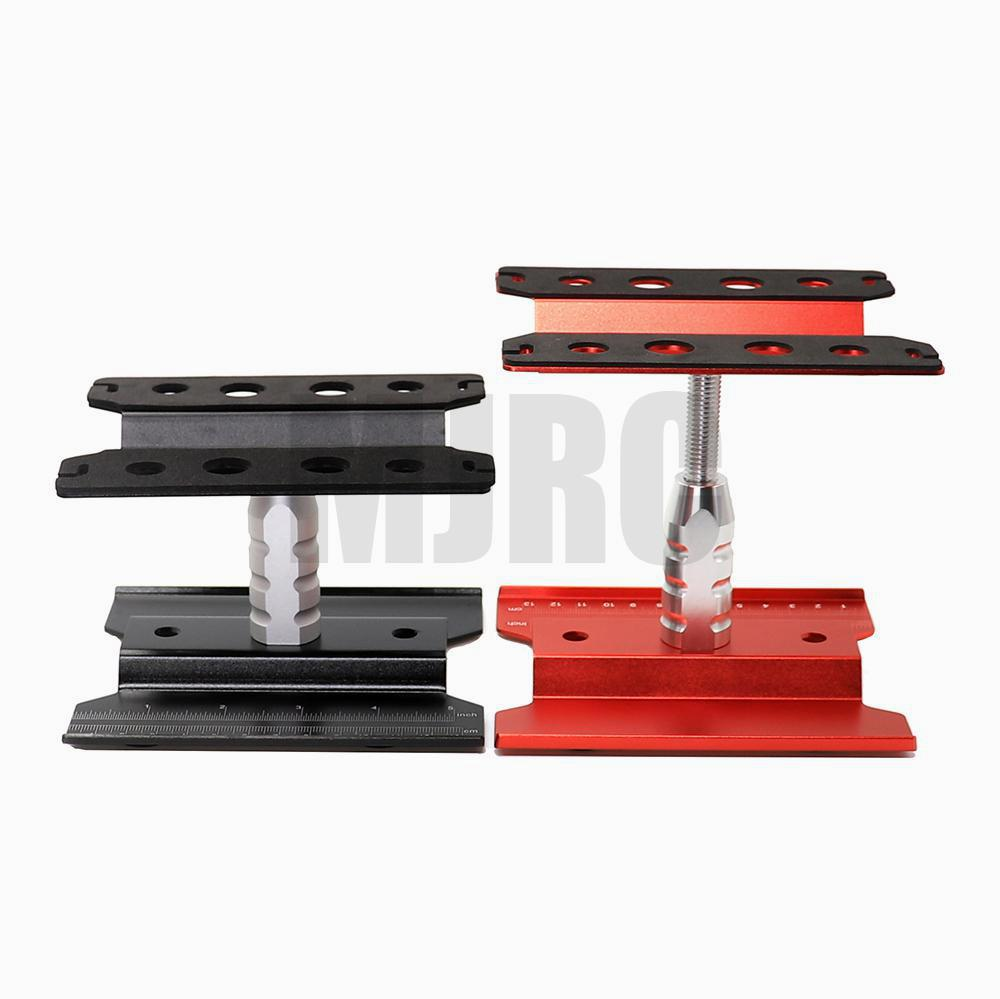 Metal Repair Station Work Stand Assembly Platform for 1/10 1/8 RC Car Traxxas TRX-4 Axial SCX10 90046 D90 RC Crawler TRX-6 HSP enlarge