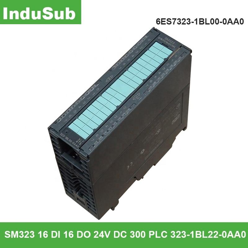 6ES7323-1BL00-0AA0 متوافق 6ES7 323-1BL00-0AA0 SIMATIC S7-300 الرقمية وحدة 16DI 24V DC/ 16DO 24V DC 0.5A 6ES73231BL000AA0